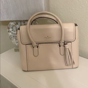 ♠️ Kate Spade Purse Pale Pink Leather ♠️